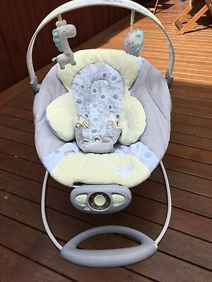 Baby Bouncer Automatic Ingenuity