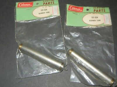Coleman Part Lantern Burner Tube  101-324 Lot Of Two (2) Pieces