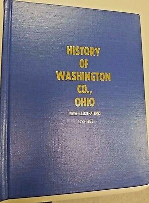 History of Washington County, Ohio 1788-1881