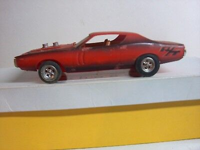 MPC 1971 Dodge Charger junker/parts car