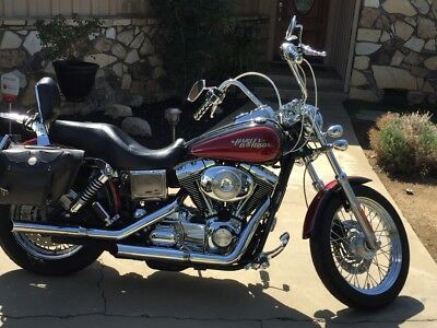 2005 Harley-Davidson Dyna  FXDL Dyna Low Rider (88 Cubic Inch V-Twin engine) is in excellent condition
