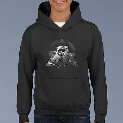 Astronaut Pop Culture Kids Hoodie, Youth Pullover Size 6-12