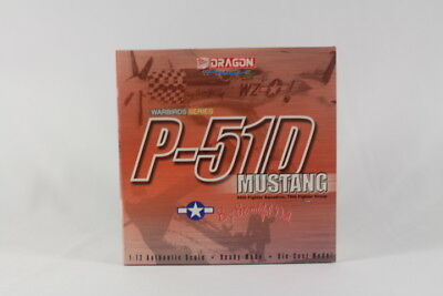 Dragon DB50014, 1:72 Scale P51D 84th Fighter Squadron, Mustang Diecast Warbirds.