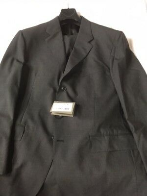mens suit 100% wool Lebole size 58