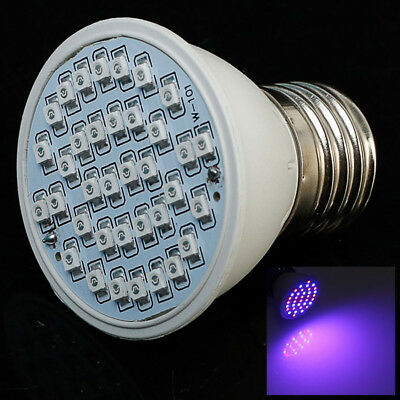 3W E27 36LED Plant Grow Light lamp for Flowering/leaf growing Hydroponics System