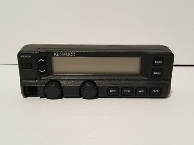 Kenwood KCH-4 Remote Radio Control Panel Head Alphanumeric for TK630 TK730 TK830