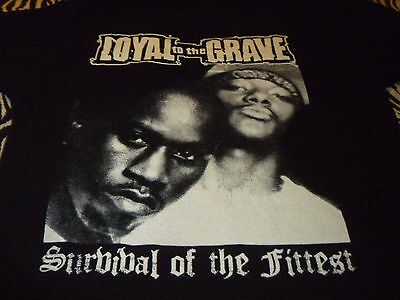 Loyal To The Grave Shirt ( Used Size L ) Very Good Condition!!!
