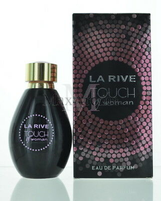 La Rive Touch Of Women Perfume For Women Eau De Parfum 3 Oz 90 Ml Spray
