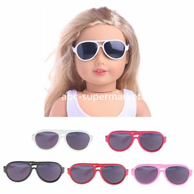 Sunglasses for 18'' American Girl Our Generation Dolls Glasses Clothes Accs