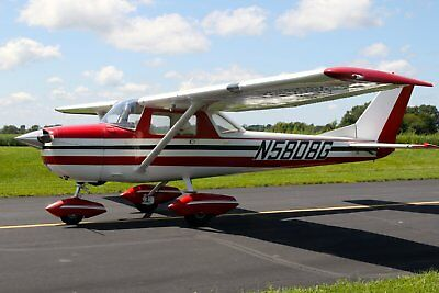1969 Cessna 150K Commuter