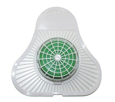 BT1026E Green Urinal Block Cleans  Controls Bad Odours Fresh Fragrances