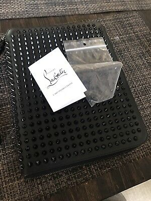 Authentic Louboutin Spiky Case For Tablet