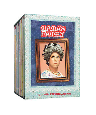 Mama's Family: The Complete Series Collection (DVD, 2014,22-Disc Set) Season 1-6