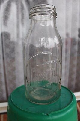 Original Castrol Z Oil Bottle