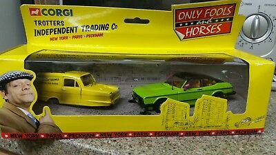 Only fools and horses model cars