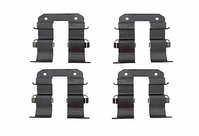 Vauxhall Insignia 2008-2014 Rear brake pad fitting kit anti rattle shims PFK1227