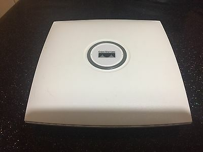 10 X Cisco AIR-LAP1131AG-E-K9 Wireless Access Points And Wall Mount