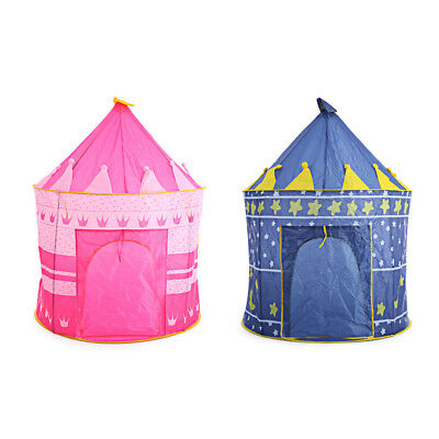 2018 Baby 2 Colors Play Tent Portable Fold-able Tipi Wizard for Boys&Girls toys