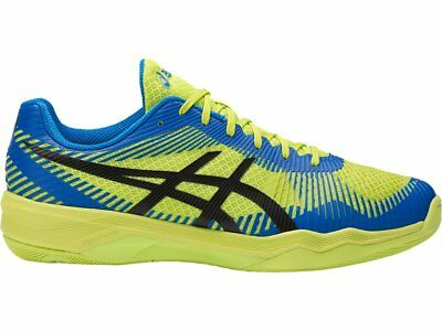 Sporting Goods Asics Volley Elite Ff Energy Green Blue Men Badminton Volleyball Shoe B701n-7743