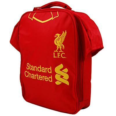 Liverpool F.C Kit Lunch Bag Back to School Gift