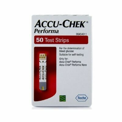 Accu-Chek Performa 50 Test Strips 1 2 3 6 12 Packs