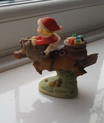 Thelwell Christmas  figurines