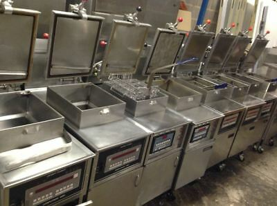 Henny Penny 600 ,gas Pressure Fryer