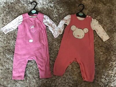 Mothercare Baby Girl 3-6 Months