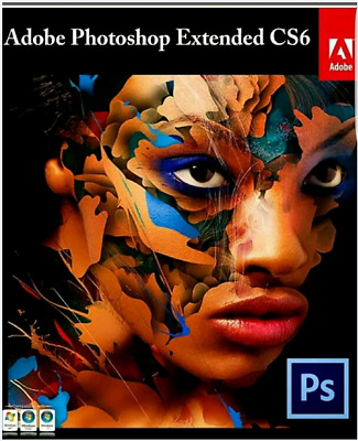 Picture Processing Photoshop Program Full Edition Download Version CS6 For PC