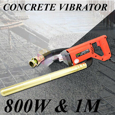 Concrete Vibrator 35MM Stable Voltage 800W Motor Simple to Handle Construction