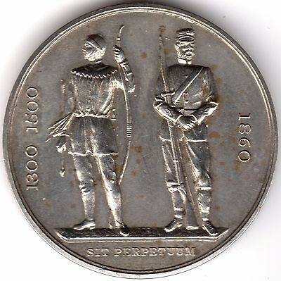 1860 National Rifle Association 38mm Medal***Collectors***