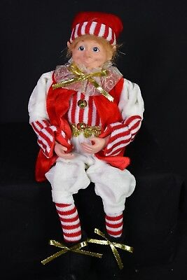 Christmas Elf Doll