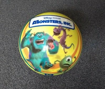 Disney Pixar Monsters Inc Bowling Ball 9Lb Unused & Undrilled With Carry Bag