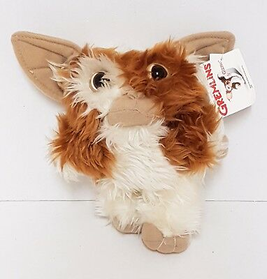 "Official 8"" Gremlins GIZMO SOFT TOY with Tag - Warner Bros"
