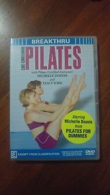 Core-Conditioning Pilates DVD R4