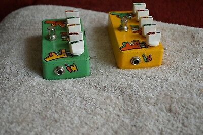 Fat Fuzz Factory Clone handmade handpainted