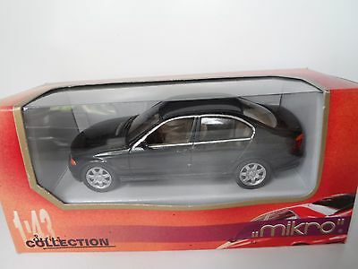 BMW series 3, Scale 1/43, SCHUCO, Green metalic, MADE IN BULGARIA, BNOS
