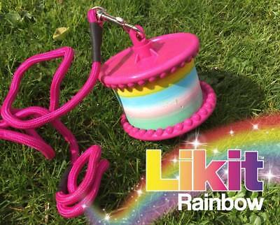 New Likit Rainbow Limited Edition 650g - LIMITED EDITION + ADD A LIKIT HOLDER