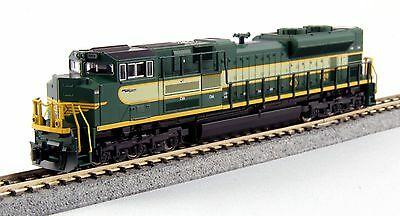 176-8501 Locomotive SD70ACe Erie KATO N 1/160