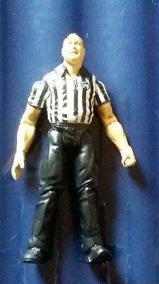 Wwe Referee Earl Senior