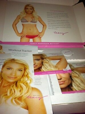 Body Transforming System Complete Metamorphosis By Tracy Anderson