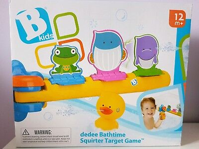 Bath Time Squiter Game