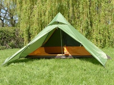 luxee outdoor minipeak 2 1 person tent used once