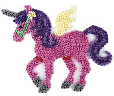 Plate Unicorn for pearls standard (Ø5 mm) - Hama