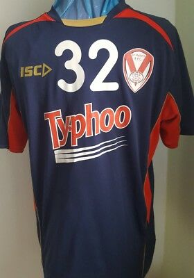 St Helens Players Tshirt Size L Number 32