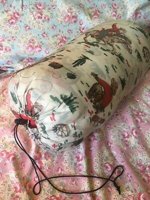 Cath Kidston Cowboy Print Adult Single Sleeping Bag - So Lovely!
