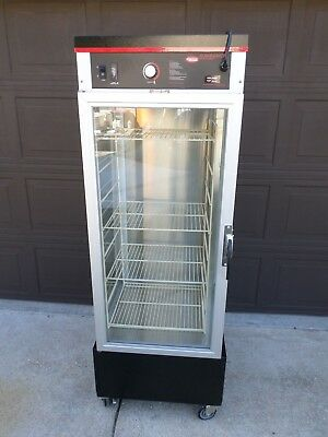 Heated Pizza Display Hatco PFST-1X Commercial Food Warmer Cabinet #623