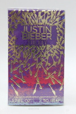 Justin Bieber The Key 50ml EDP Eau de Parfum Spray