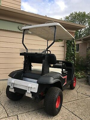 EZ-GO 1994 Medalist Gas Golf Cart - MUST SEE!