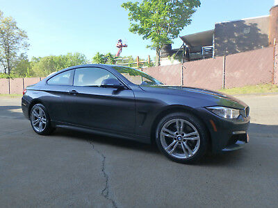 2014 BMW 4-Series M PACKAGE 2014 BMW 428I X DRIVE M PACKAGE 3600 MILES